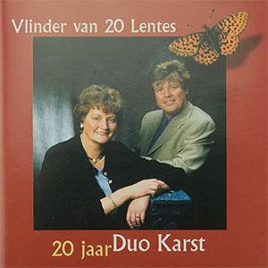 20 jaar Duo Karst – Vlinder van 20 lentes